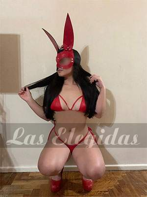 luz escorts girls de LasElegidas.com