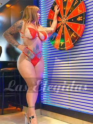 paulina escorts de LasElegidas.com