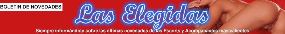 Noticias escorts Argentinas, Clasificados calientes de Acompañantes independientes de LasElegidas.com